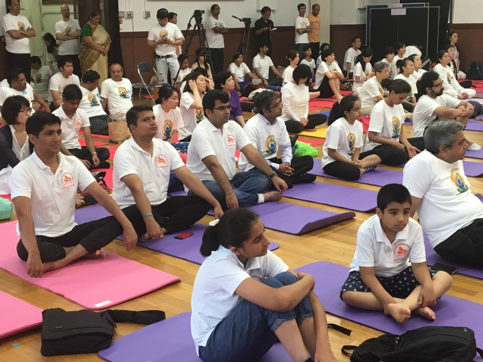Int'l Yoga Day