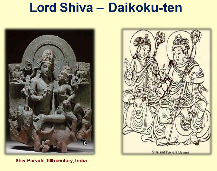 Hindu gods in Japan - Hindu Swayamsevak Sangh (HSS) Japan